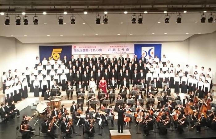 第57回年末公演 第九交響曲・千鳥の曲